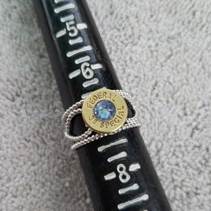 Jewelry - Bullet ring (handmade)